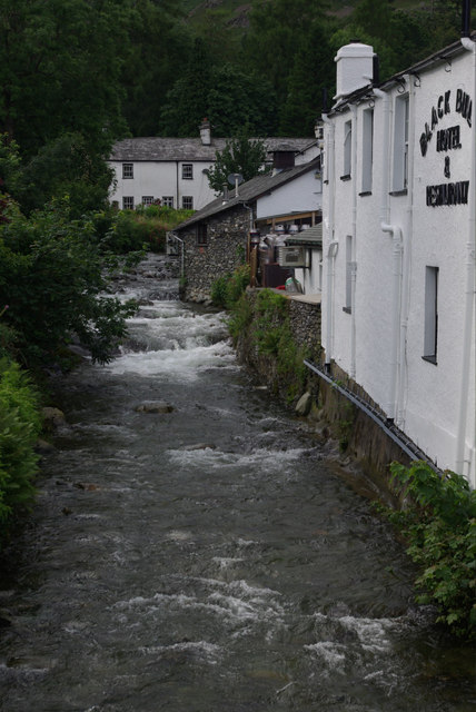 Church Beck, Coniston
