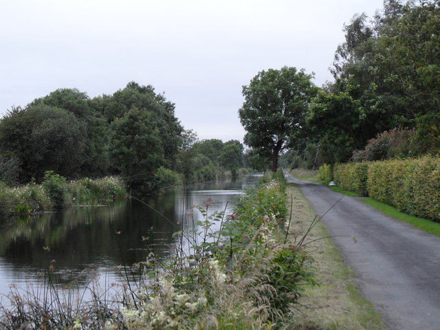 Grand Canal west of Daingean, Co. Offaly