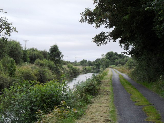 Grand Canal in Ballycommon, Co. Offaly