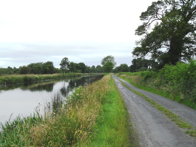 Grand Canal in Clonmore, Co. Offaly