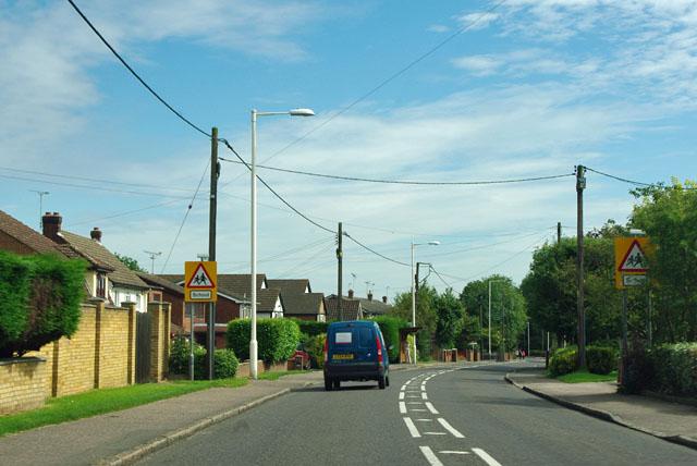 Stock Road, Billericay