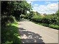 SJ5163 : Crooked Lane or Corkscrew Lane, Hoofield by Jeff Buck