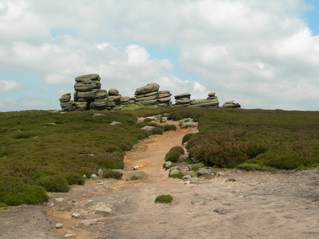 South Side of the Wheel Stones
