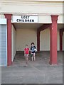 NZ4060 : Lost children by Oliver Dixon