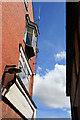 SK3691 : A second floor oriel window by David Lally