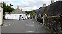 SW9980 : Fore Street, Port Isaac by Ian Knight