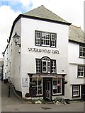 SW9980 : Victoria House Cafe, Port Isaac by Ian Knight