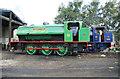 SJ9542 : Foxfield Railway - sisters by Chris Allen