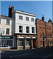 ST7598 : Grade II listed NatWest bank, Dursley by Jaggery