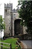R4560 : Bunratty Castle - North Side by Joseph Mischyshyn
