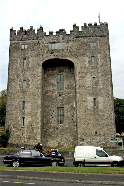 Bunratty Castle - South Side