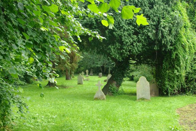 Bothal Churchyard