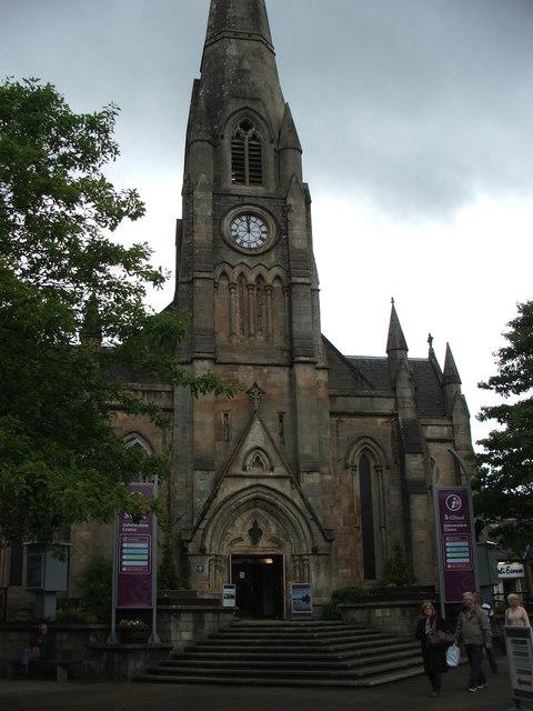Tourist Information Centre - Ancaster Square