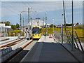SD8600 : Metrolink Tram at Central Park by David Dixon