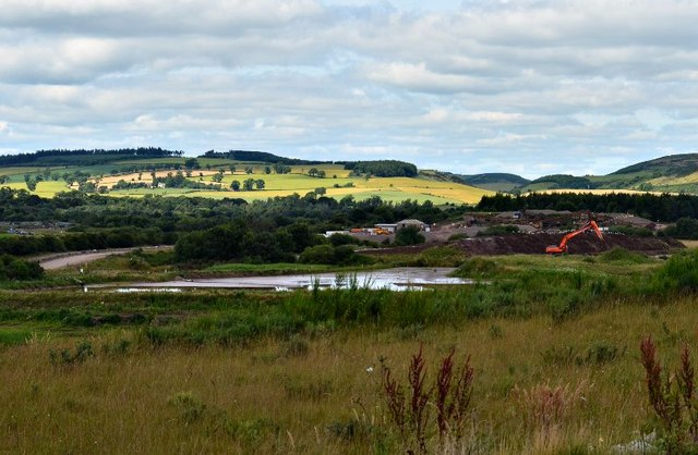 Lower Melville Wood Landfill Site