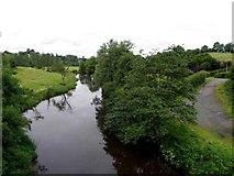 H5712 : Bunnoe River, Drumhirk by Kenneth  Allen
