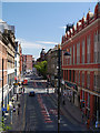 SJ8498 : Church Street (A6), Manchester by David Dixon