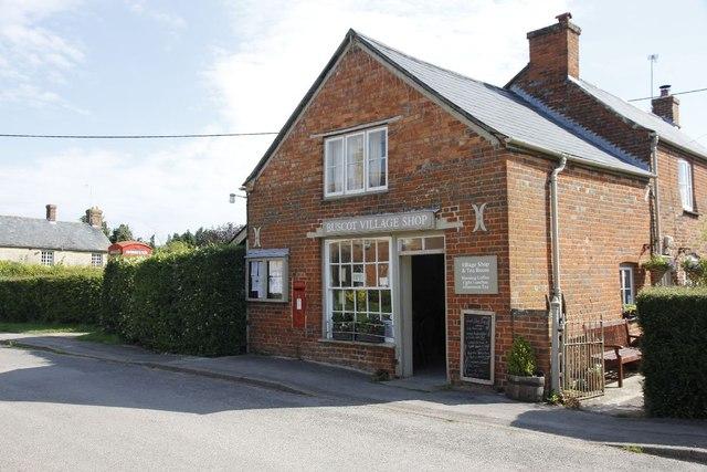 Buscot Village Shop