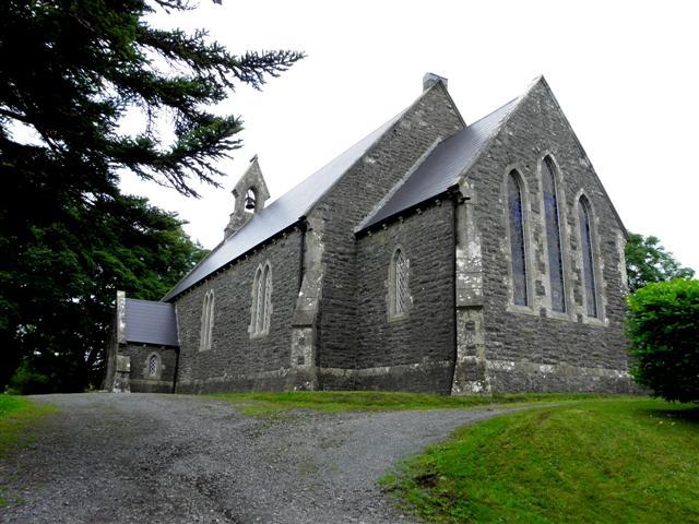 St Mark's Church of Ireland, Kill