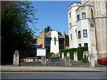 TQ3370 : Gipsy Hill:  All Saints Church by Dr Neil Clifton