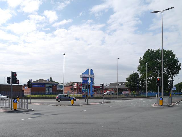 Alban Retail Park