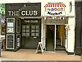 SS5147 : The Club, 11 High Street, Ilfracombe by Roger A Smith