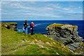 Q8559 : Loop Head Peninsula - Atlantic Coastline to NW by Joseph Mischyshyn