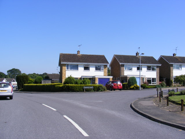 Babington Drive, Halesworth