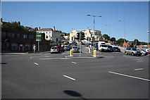 SY6778 : North Quay/Westwey Road/Rodwell Road junction by John Stephen