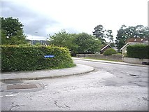 NJ6201 : Junction of William Street with The Square, Torphins by Stanley Howe