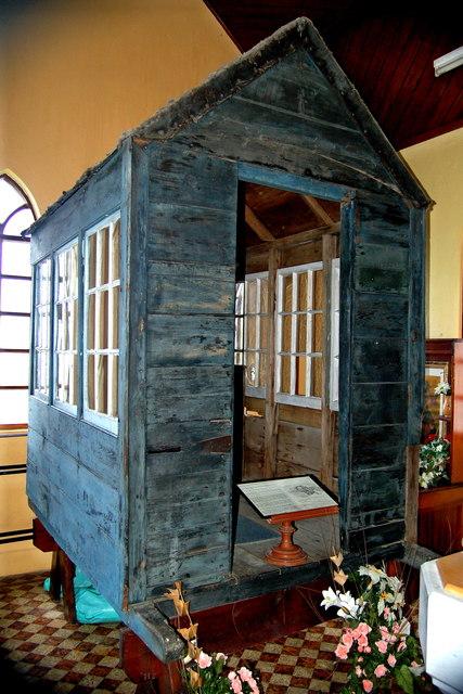 Loop Head Peninsula - Kilbaha -  Church - The Little Ark