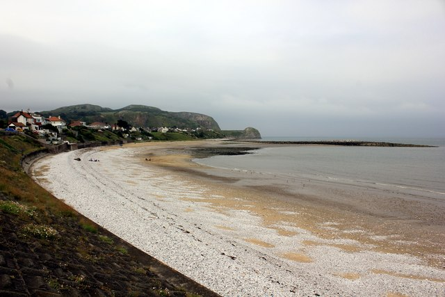 The Little Orme and Penrhyn Bay