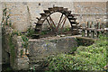 ST6620 : Milborne Port: farm waterwheel at Milborne Wick by Martin Bodman