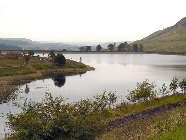 Calf Hey Reservoir