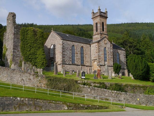Kilmun (St Munn's) Church