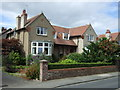NZ1673 : Houses on North Road, Ponteland by JThomas