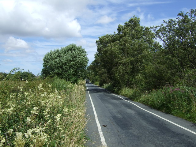 Prestwick Carr Road (National Cycle Route 10)