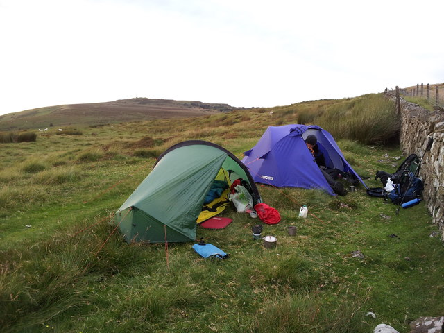 Brown Clee wild camp