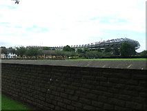 NT2273 : Murrayfield Stadium by Thomas Nugent