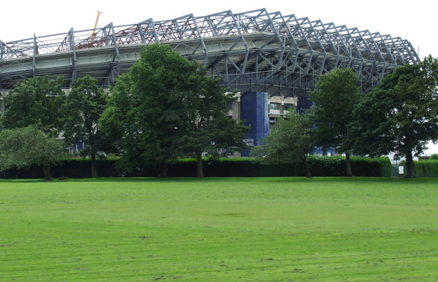 Murrayfield Stadium North Stand