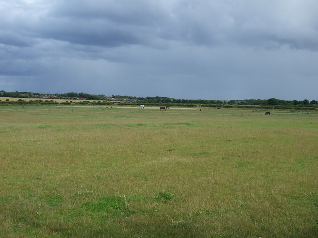 Farmland near Earsdon