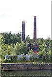 SS6694 : Former Hafod Copperworks, Landore by Chris Allen