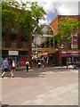 SJ6088 : Warrington Golden Square by David Dixon