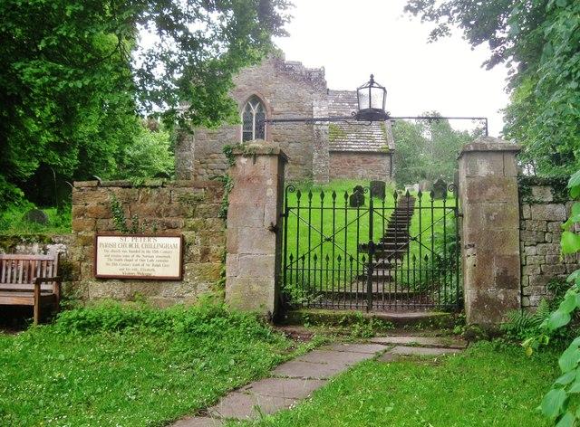 St. Peter's Church, Chillingham, Northumberland