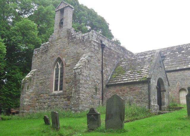 St Peter's Church, Chillingham, Northumberland