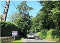 ST8581 : 2012 : Fosse Way heading north east near Dunley by Maurice Pullin
