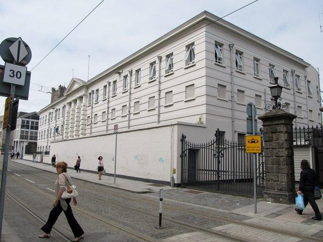 The Bridewell Garda Station, Chancery Street, Dublin
