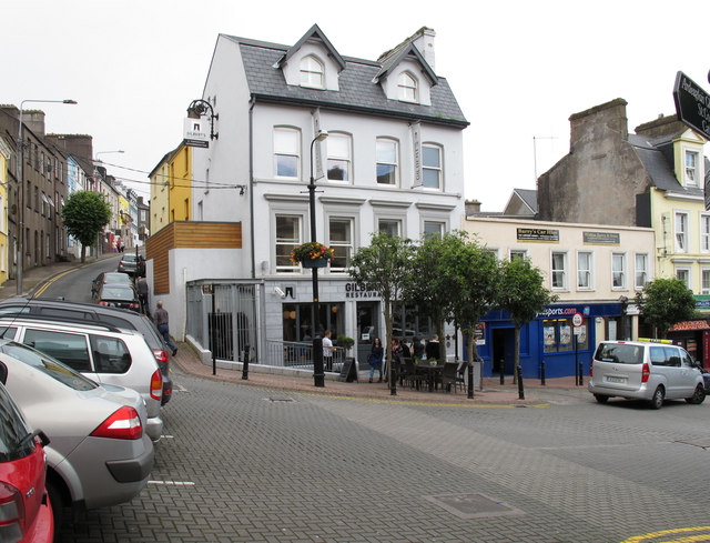 Restaurant in Pearse Square, Cobh