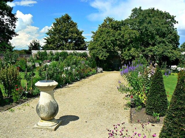Walled Garden, Lydiard Park and House, Lydiard Tregoze, Swindon (2)
