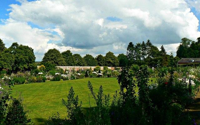 Walled Garden, Lydiard Park and House, Lydiard Tregoze, Swindon (6)